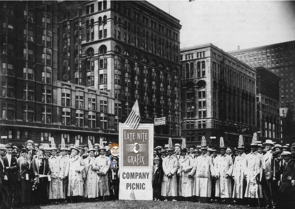 LNG Company Picnic Group Photo