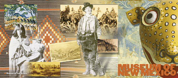 Museum of New Mexico annual report cover