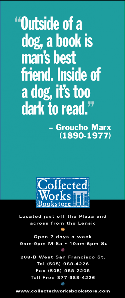 Collected Works bookmark series