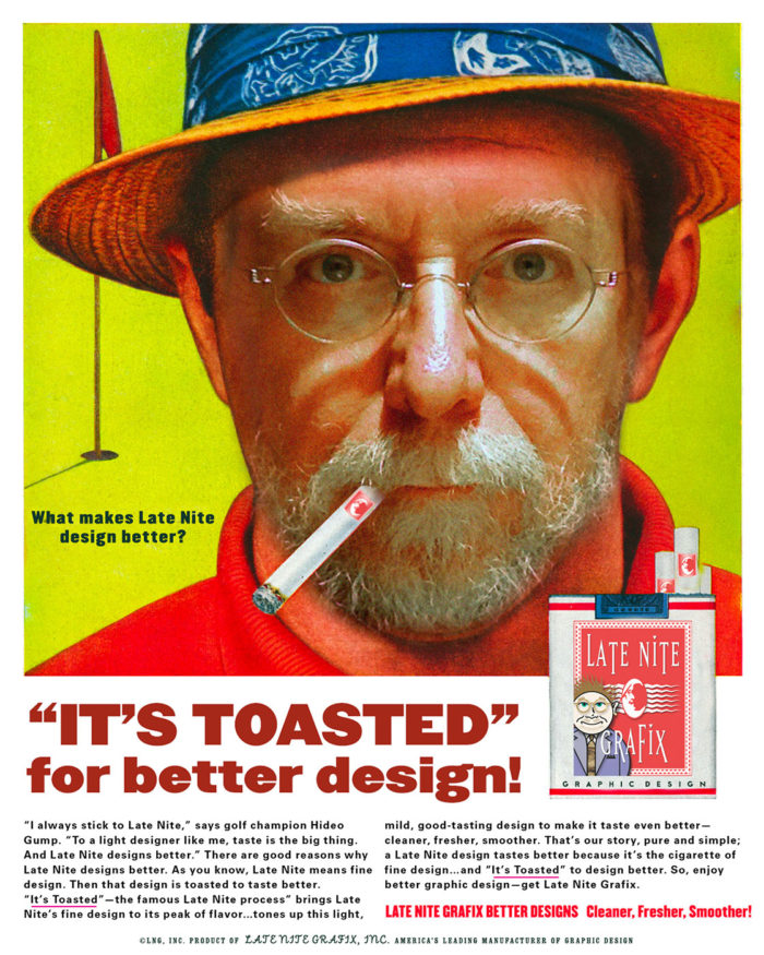 """Late Nite Grafix…""""It's Toasted"""" for better design!"""
